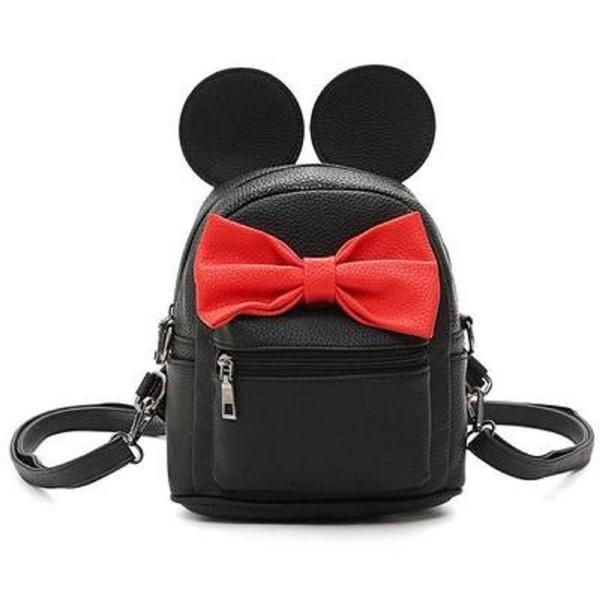 Mickey Minnie Backpack Handbag A2ZOOM
