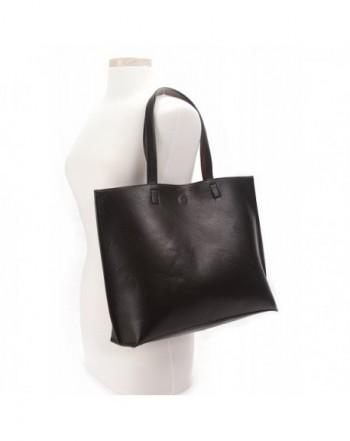 d50aa543613e Overbrooke Reversible Tote Bag - Vegan Leather Womens Shoulder Tote ...