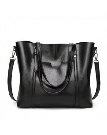 71b23ede0c20 Women Fashion Top Handle Satchel Handbags Shoulder Bag Tote Purse ...