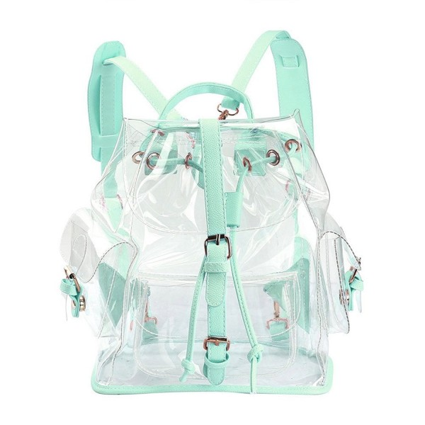 Zicac Backpack Knapsack Satchel Transparent