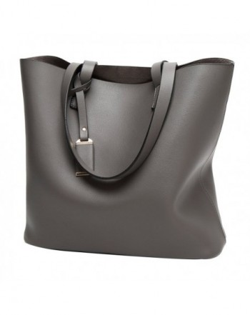 4007cb9475113 PU Leather Handbag Designer Pure Color Pures Large Capacity Shoulder ...