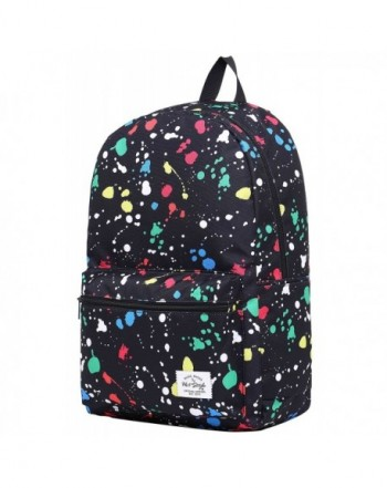 TRENDYMAX Backpack School 15 4 inch ColorfulPaints