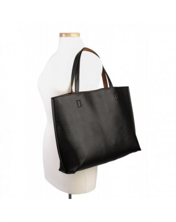 aad4726c3 Overbrooke Reversible Tote Bag - Vegan Leather Womens Shoulder Tote ...