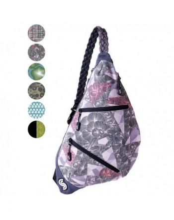Slope Crossbody Shoulder Backpack Daypack