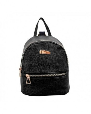 Lanhui_Elegant Backpack Travel Handbag Rucksack