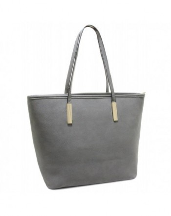 Womens Leather Handle Shoulder Handbag
