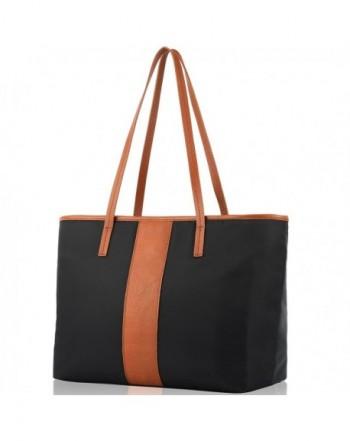 Leather Shoulder Fioritura Lightweight Handbag