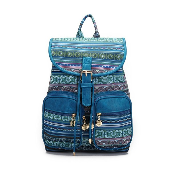 Fashion Backpack Casual School Ms Camellia