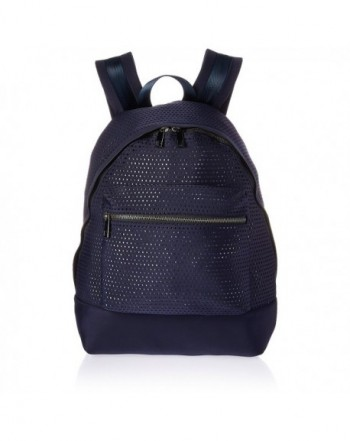 Fix Perforated Neoprene Backpack Fashion