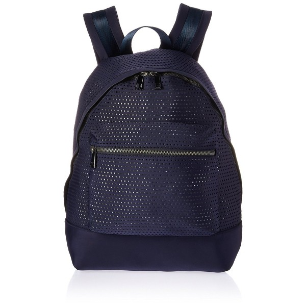Fix Perforated Neoprene Backpack Fashion