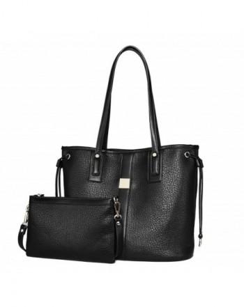 Leather Satchel Handbags Shoulder Traveling