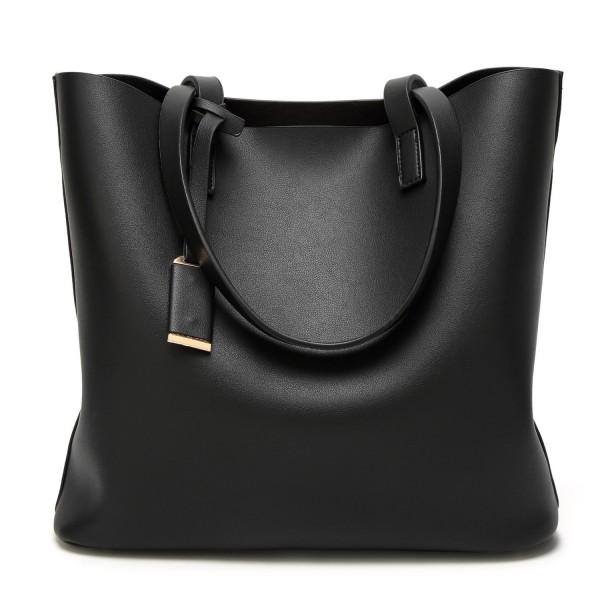 90421080b9 Womens Simple Purses and Handbags Designer Ladies Shoulder Tote Bag ...