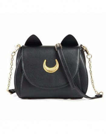 Fantastic Job Adorable Shoulder Handbags Black
