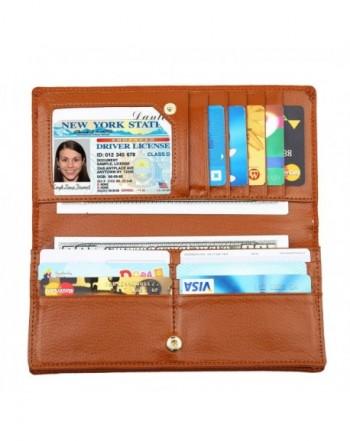Dante Blocking Wallet Clutch Wallet Shield Identity