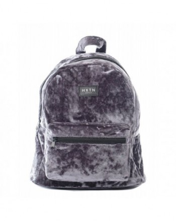 iHeartRaves Crushed Velvet Mini Backpack
