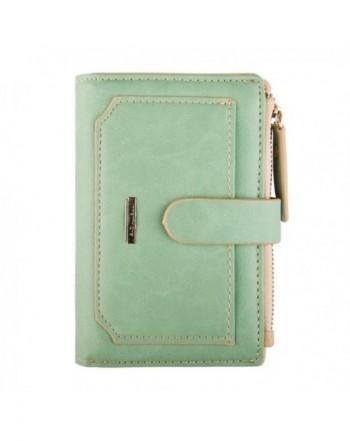 INDRESSME Womens Wallet Vintage Compact