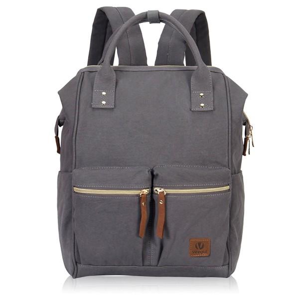 Veegul Stylish Multipurpose Backpack Pockets