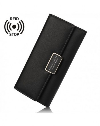 Blocking Wallets Leather Wallet Purses