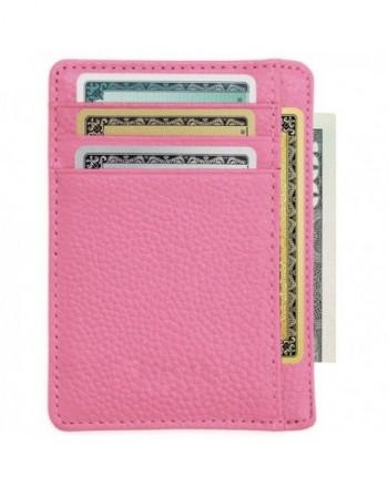 Blocking Wallet Pocket Leather Holder
