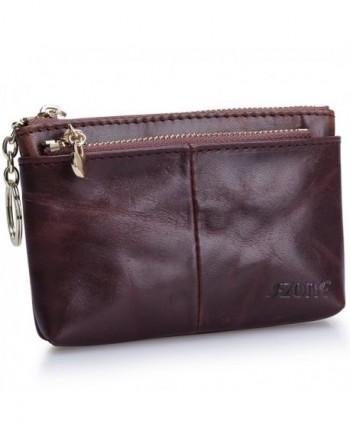 S ZONE Womens Genuine Leather Vintage