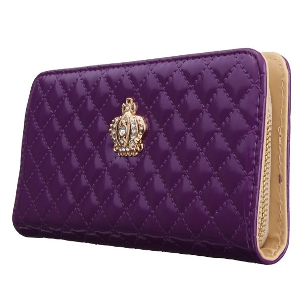 OURBAG Clutch Wallet Elegant Leather