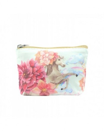 POPUCT Womens Canvas Purse horse