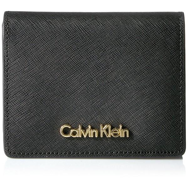 Calvin Klein Small Saffiano Wallet