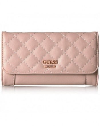 Huntley Blush Slim Clutch Wallet