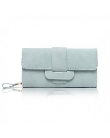 Ladies Elegant Leather Clutch Wallets