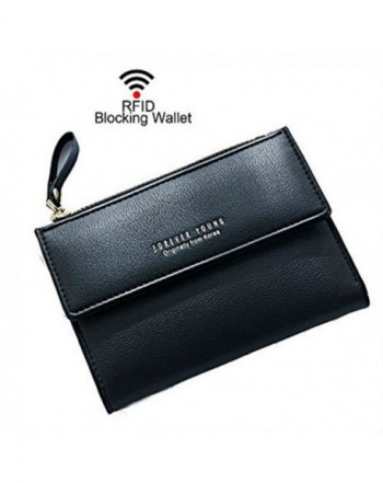 RFID Blocking Wallet Womens Protector