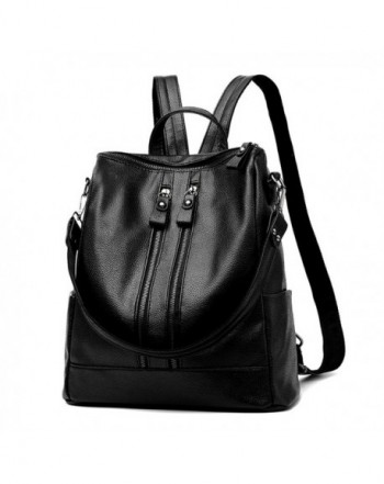 STARESCITY Vintage Backpack Bookback Shoulder