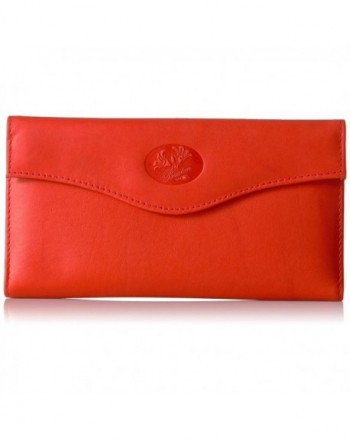 Buxton Heiress Organizer Clutch Wallet