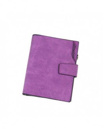 Kuang Womens Fashion Leather Pockets
