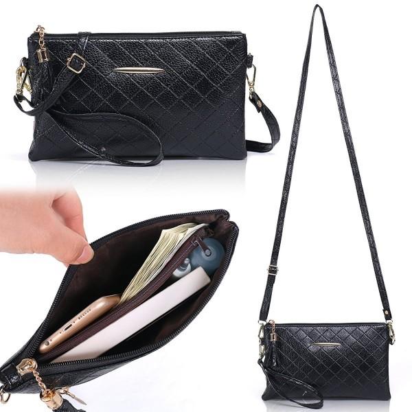 f9e2612a96 Zg Small Crossbody Purse for Women Cell Phone Wristlets Clutch ...