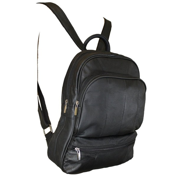 Genuine Leather Backpack Handbag Shoulder