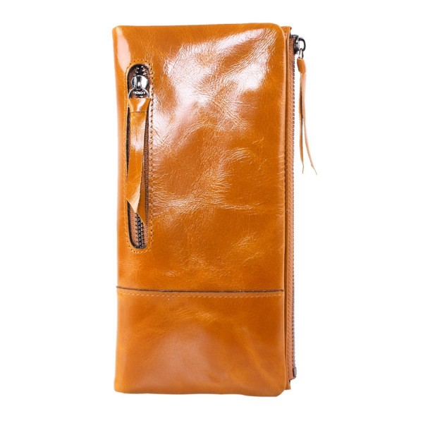 ATOUR Leather Wallet Carryall Organizer