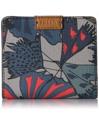 Fossil Emma Rfid Wallet Multi