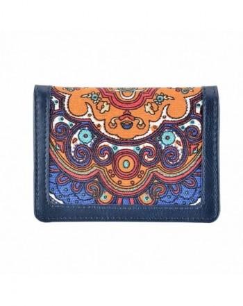 YRLED Canvas Wallet Minimalist Credit