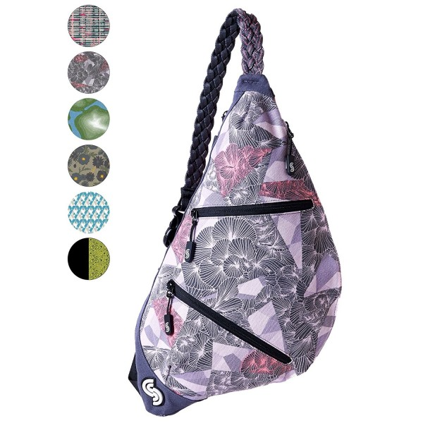 Slope Crossbody Shoulder Backpack Daypack