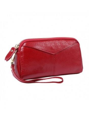ALALEI Blocking Leather Handbags Organizer
