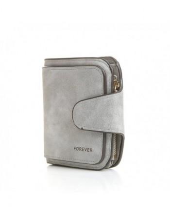 Wallet Leather Minimalism Zipper Holder