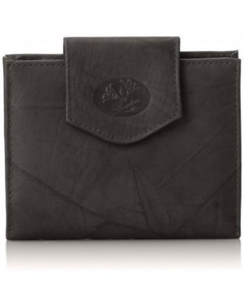 Buxton Heiress Cardex Wallet Black