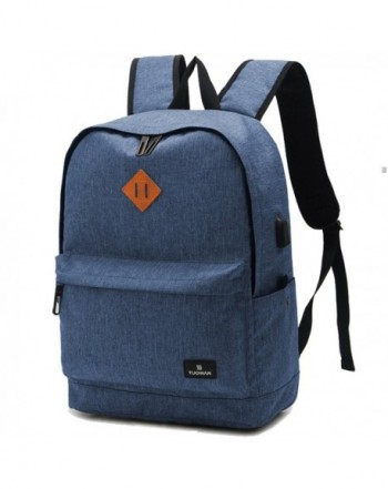 LINGTOM Casual Fashion Backpack Charging