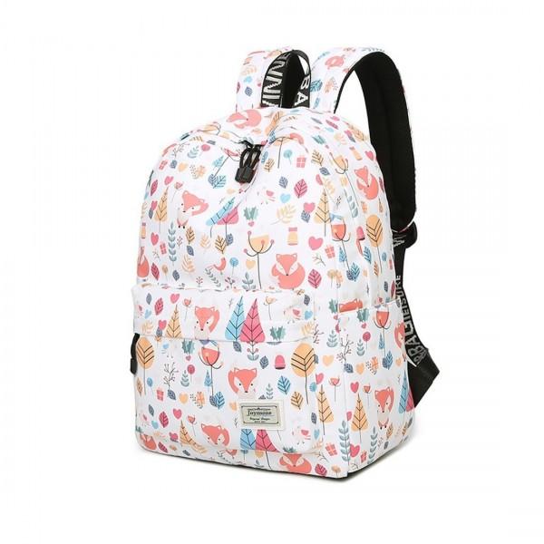 Joymoze Waterproof Leisure Student Backpack