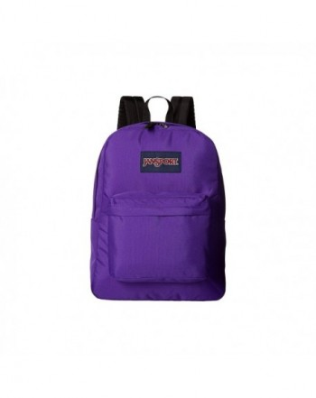 JanSport Superbreak Backpack Insignia Purple