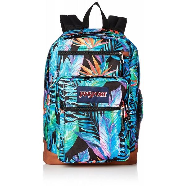 JanSport Student Backpack Vivid Paradise