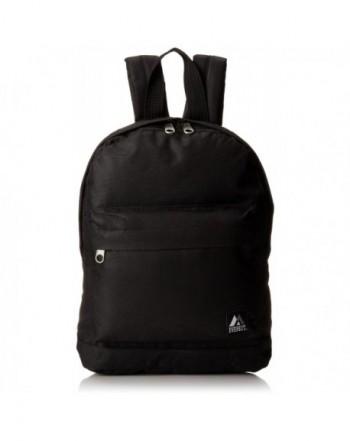 Everest Junior Backpack Black Size