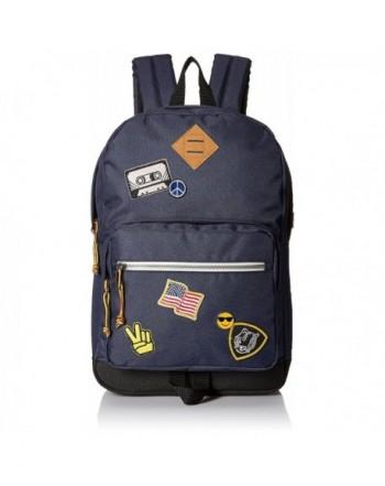Steve Madden Mens Classic Backpack