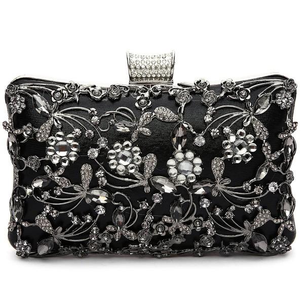 GESU Crystal Evening Wedding Handbag