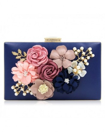 Milisente Clutches Evening Handbags Wedding